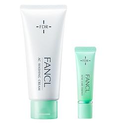 AC 洗顔クリーム&アクネケア エッセンス 新発売特別セット