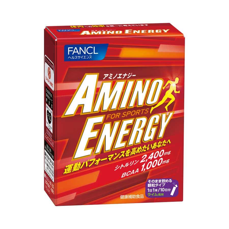 FANCL(ファンケル)公式 アミノエナジー 約10日分
