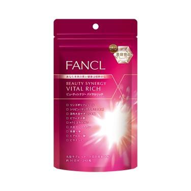 FANCL(ファンケル) ビューティシナジー バイタルリッチ 約30日分