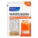 FANCL(ファンケル) マルチビタミン&ミネラル 約30日分
