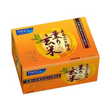 FANCL(ファンケル) まるごと緑茶 薫り玄米 分包