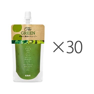 KIRIN The GREEN 30袋入り