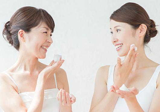 脂性肌(オイリー肌)の人のためのクレンジング術│無添加化粧品通販のファンケルオンライン